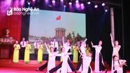 Đại học Vinh giành giải Nhất Liên hoan tuyên truyền ca khúc cách mạng