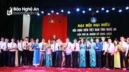 Danh sách 27 đại biểu tham gia BCH Hội Sinh viên Nghệ An khóa III