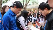 Tuổi trẻ TP Vinh phát động thi đua dịp kỷ niệm 50 năm thực hiện Di chúc của Bác Hồ