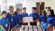 Bí thư Trung ương Đoàn thăm các đội thanh niên tình nguyện Nghệ An