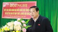 Trưởng ban Nội chính Trung ương chỉ rõ lí do Nghệ An khó thực hiện các chính sách lâm nghiệp