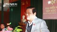 Trưởng ban Nội chính Trung ương Phan Đình Trạc: Xây dựng văn hóa không tham nhũng