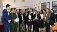 Báo Nghệ An gặp mặt cộng tác viên năm 2018