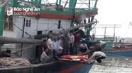 Nghệ An: Bị tai nạn khi tời lưới một ngư dân tử vong