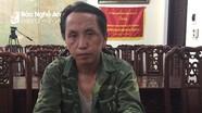 Nghệ An: Kẻ buôn ma túy bắn 5 phát súng về cảnh sát để giải vây cho đồng bọn