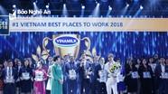 Điều gì giúp Vinamilk được bầu chọn  là nơi làm việc tốt nhất Việt Nam?