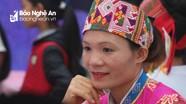 Khăn thêu trong đời sống văn hóa tâm linh người Thái Nghệ An