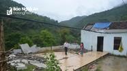 Khẩn cấp di dân khỏi vùng sạt lở do Thủy điện Nậm Nơn