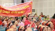 Tỷ lệ sinh con thứ 3 của Nghệ An đang ở mức rất cao, chiếm 22,9%