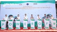 Sở Y tế Nghệ An phối hợp Amway Việt Nam đẩy lùi tỷ lệ trẻ suy dinh dưỡng