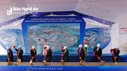 Nghệ An khởi công dự án khu công nghiệp tỷ đô