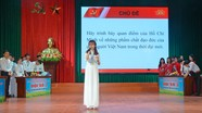 Tuổi trẻ Đại học Vinh thi tìm hiểu về tư tưởng, đạo đức, phong cách Chủ tịch Hồ Chí Minh
