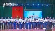 Đại hội Hội Sinh viên Trường ĐH Vinh: 27 sinh viên tham gia BCH khóa mới