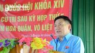 Tổng Kiểm toán Nhà nước tiếp xúc cử tri huyện Thanh Chương