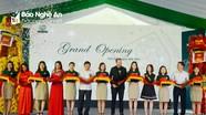 Ra mắt Trường mầm non Học viện không gian xanh tại TP.Vinh