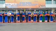 Nghệ An: Khai trương đường bay Vinh - Bangkok