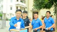 Đoàn khối Doanh nghiệp Nghệ An quyên góp xây dựng công trình thanh niên ở vùng cao