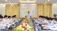 Bí thư Tỉnh ủy: Tránh độc quyền trong cung cấp nước sạch