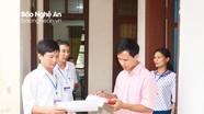 Nghệ An: Công sở làm việc nghiêm túc trong ngày làm bù sau nghỉ lễ