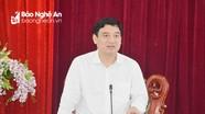 Bí thư Tỉnh ủy: Cần xử lý cán bộ TN-MT không thực hiện nâng cao chất lượng cải cách hành chính