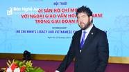 Trưởng đại diện UNESCO nói về quan điểm ngoại giao độc đáo của Chủ tịch Hồ Chí Minh