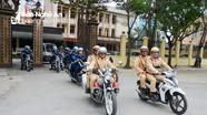 Nghệ An ra quân triển khai đợt cao điểm đảm bảo an toàn giao thông