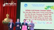 Ủy viên Ủy ban Thường vụ Quốc hội Phan Thanh Bình thăm, tặng quà, chúc Tết tại Nghệ An