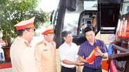 Nghệ An: Kiểm tra hoạt động vận tải phục vụ hành khách dịp Tết