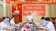 Nghệ An kiến nghị Trung ương 5 vấn đề liên quan việc tổ chức đại hội Đảng các cấp