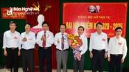 Đại hội Đảng bộ Sở Nội vụ nhiệm kỳ 2020 - 2025