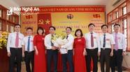 Đại hội Đảng bộ Sở Kế hoạch và Đầu tư Nghệ An, nhiệm kỳ 2020-2025  