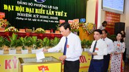 Đại hội đại biểu Đảng bộ phường Lê Lợi (TP Vinh) nhiệm kỳ 2020 - 2025
