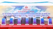 Nghệ An khởi công dự án đường ven biển hơn 520 tỷ đồng