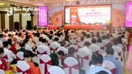 Đại hội Thi đua yêu nước tỉnh Nghệ An giai đoạn 2015 - 2020 khai mạc phiên trù bị  