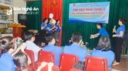Kỳ sinh hoạt toàn đoàn về sự nghiệp cách mạng của đồng chí Nguyễn Thị Minh Khai