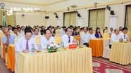 Khẳng định vị thế của Đảng bộ Khối Các cơ quan tỉnh trong hệ thống tổ chức Đảng ở Nghệ An