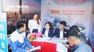 Gần 1.000 thanh niên nông thôn Nghệ An được tư vấn định hướng, giới thiệu việc làm
