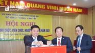 Sở Giao thông Vận tải Nghệ An phát động ủng hộ Tết Vì người nghèo năm 2021