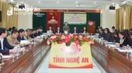 Nghệ An hiệp thương lần thứ nhất bầu cử đại biểu Quốc hội và HĐND tỉnh