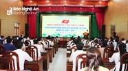 Khai mạc Hội thi báo cáo viên giỏi Đảng ủy Khối Các cơ quan tỉnh Nghệ An