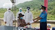 Sở Giao thông Vận tải Nghệ An hỗ trợ, trung chuyển công dân đạp xe từ TP Hồ Chí Minh về quê
