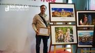 """2 tác giả Nghệ An có tác phẩm đoạt giải tại triển lãm ảnh """"Hà Nội trái tim hồng"""""""