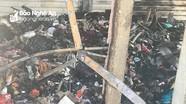 Tiểu thương chưa hết bàng hoàng, trắng tay sau vụ cháy chợ Nghĩa Thuận