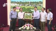 """Nghệ An - Đồng Tháp thống nhất chương trình cầu truyền hình """"Chung đóa Sen Hồng"""""""
