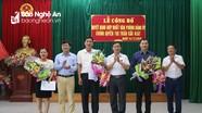 Quỳnh Lưu: Hợp nhất Văn phòng Đảng ủy, HĐND, UBND thị trấn