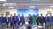 Chủ tịch UBND tỉnh Thái Thanh Quý dự Hội nghị Quảng bá du lịch Việt Nam tại Nga