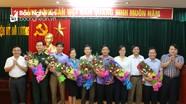 Công bố quyết định chỉ định 7 ủy viên Ban Chấp hành Đảng bộ huyện Đô Lương