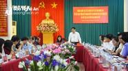 Chủ nhiệm Ủy ban Tư pháp Quốc hội: Nghệ An thực hiện tốt công tác cải cách tư pháp