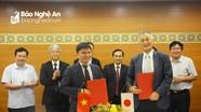 Nghệ An sẽ xây dựng Cổng thông tin điện tử về xúc tiến đầu tư bằng tiếng Nhật
