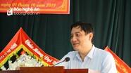 Bí thư Tỉnh ủy Nghệ An: Tránh để người dân khiếu nại nhiều lần nhưng chưa được trả lời thỏa đáng